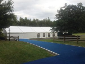 Marquee Carpets - Outdoor Carpets - Byrne Marquees